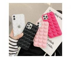 Phone case 3D Candy Heart | perfect for valentine's gifts