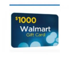 Get Your Free Walmart Samples $100 gift Card
