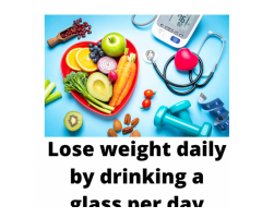 Control of your health again.