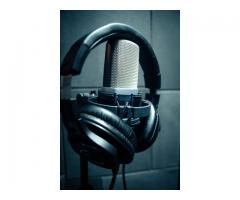 Need a Voiceover Without an Actor?