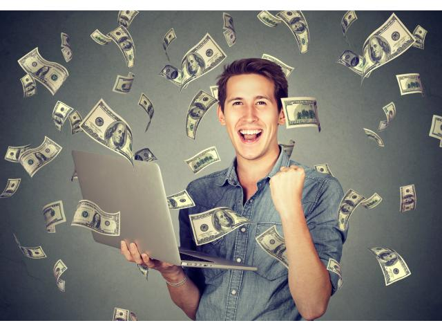 $100-$300 Paid Directly to YOU Multiple Times Daily!