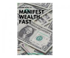 MANIFEST MONEY AND LIVE THE LIFE YOU WANT