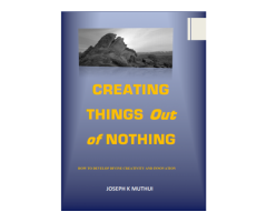 Creating Things out of Nothing