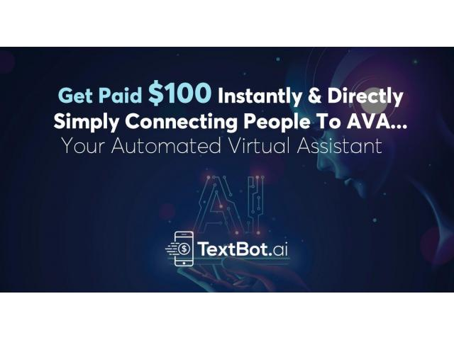 GET PAID $100-$500 CONNECTING OTHERS TO AVA!