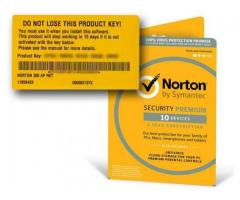Where to Look for Norton Product Key