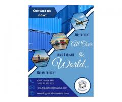 NP Logistics Botswana - The perfect solution to your worldwide freight services!