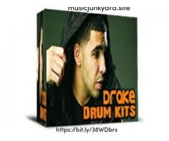 Add Drake drum kits to your hip hop music library collection.