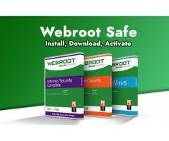 Webroot install with key code - Webroot.com/safe - Enter your keycode