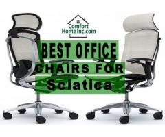Best Office Chairs For Sciatica