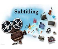 Professional Subtitling Services at Reasonable Subtitling Rates