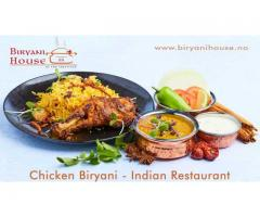 Why is the Biryani house better than others in Oslo?