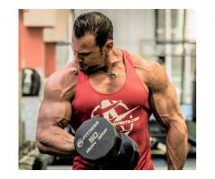 Time To Get Fit !! Advanced bodybuilding program