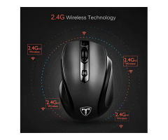 Wireless and Portable Mouse