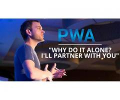 PWA & Ambassador program by Anthony M
