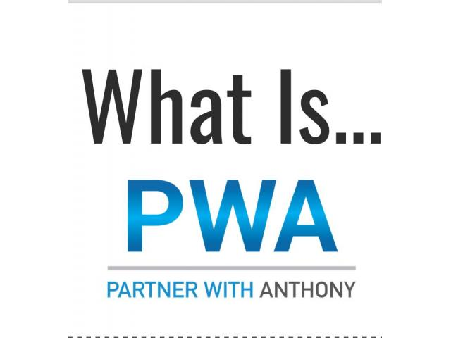 Partner With Anthony
