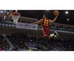 Doesn't Any Ball Player Want to Dunk Like LEBRON JAMES?