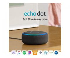 ECHO DOT( 3rd Gen)AS GOOD AS FREE JUST $0.99