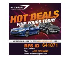 Get your Dream car Today!!!
