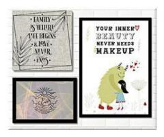 Personalised Gifts & High quality prints