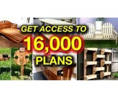 The #1 Woodworking Resource Guide and Plans over 16, 000 DIY