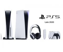 Get the Brand New Playstation 5!
