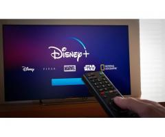 Win a Smart TV and Disney Now!