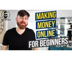 Genius Way to Make Money Online. Earn a 6-Figure Side-Income Online (FREE Training!!!)