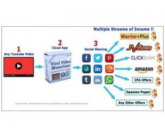 Viral Video Monetizer 2.0 with Developer Rights