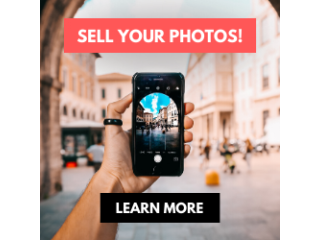 Start Selling Your Photos Today / Get Paid To Take Photos